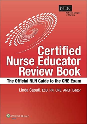 Nlns certified nurse educator review the official national league nlns certified nurse educator review the official national league for nursing guide 1st edition fandeluxe Image collections