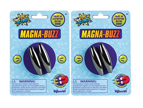 Toysmith (2 Pack) Bundle Savers! Magna Buzz