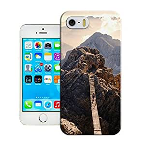 LarryToliver 100% Brand New Hard Case Cover Customizable Landscape iphone 5/5s Cases by lolosakes