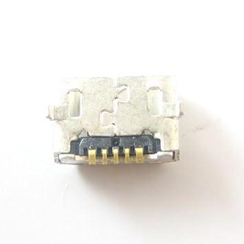 Huawei P8 Lite - Flat Flex Conector de carga Dock cargador ...