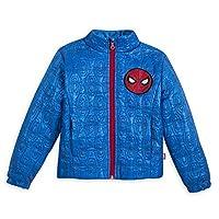Marvel Spider-Man Winter Jacket for Kids - Blue
