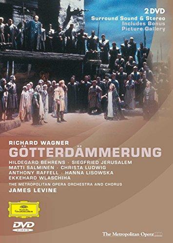 DVD : Anthony Raffell - Gotterdammerung (DVD)