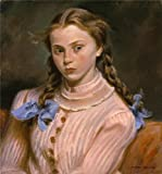 Oil Painting 'Eugene Edward Speicher,Pigtails,1939', 10 x 11 inch / 25 x 27 cm , on High Definition HD canvas prints is for Gifts And Gym, Hallway And Study Room Decoration, sizes