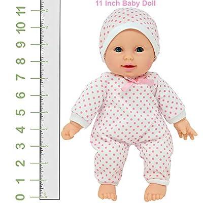 11 inch Soft Body Doll in Gift Box - Award Winner & Toy 11