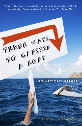 Three Ways to Capsize a Boat: An Optimist Afloat cover