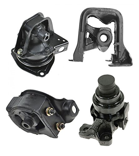 on & Motor Engine Mount Kit Set for Accord Odyssey Oasis ()