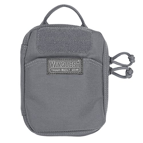 VANQUEST PPM-Husky 2.0 Personal Pocket Maximizer (Wolf Gray)