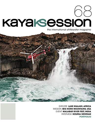 Best Price for Kayak Session Magazine Subscription