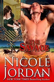 THE SAVAGE by [Jordan, Nicole]
