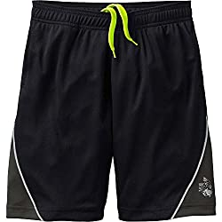 Legendary Whitetails Youth Night Watcher Jr. Athletic Shorts Black Small