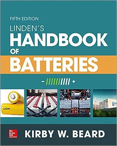 Linden's Handbook of Batteries, Fifth Edition - Original PDF