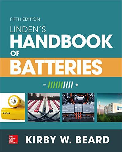 Linden's Handbook of Batteries, Fifth