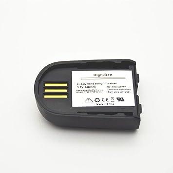 Akku Plantronics Savi W440 Savi W445 Batterie Savi W745 Savi W740 Savi WH500