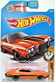 Hot Wheels, 2016 Muscle Mania, '72 Ford Gran Torino Sport [Orange] #122/250