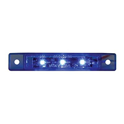 "GG Grand General 76285 Blue/Blue Light (3.5"" Ultra Thin 3-LED Interior Use): Automotive"