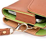 Kroo Clutch Wallet with Wristlet and Crossbody