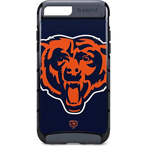 Skinit Chicago Bears iPhone 8 Plus Cargo Case - Officially Licensed NFL Phone Case - Durable Double Layer iPhone 8 Plus Cover