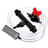 G3/4 Garden Irrigation Device Venturi Fertilizer Injector Switch Water Tube Kit
