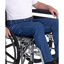 Mens Wheelchair Jeans - Quality Soft Denim for Wheelchair Fashion & Comfort