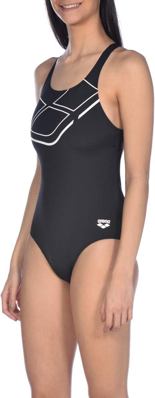 ARENA W Swim Pro Back One Piece Ba/ñador Deportivo Mujer Essentials