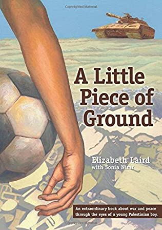 book cover of A Little Piece of Ground