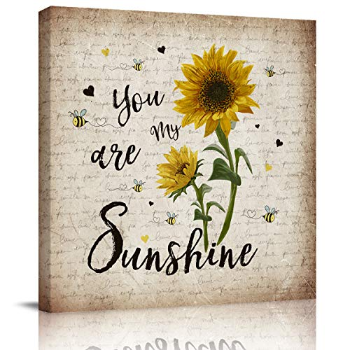 Top 10 best canvas you are my sunshine for 2020