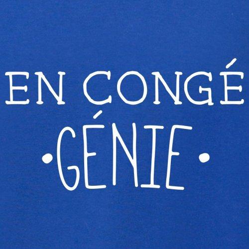 En congé fantasy génie - Femme T-Shirt - Bleu Royal - L
