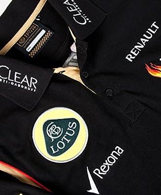Polo para hombre, Formula One 1 Lotus F1 ® Equipo pdvsa Grosjean ...