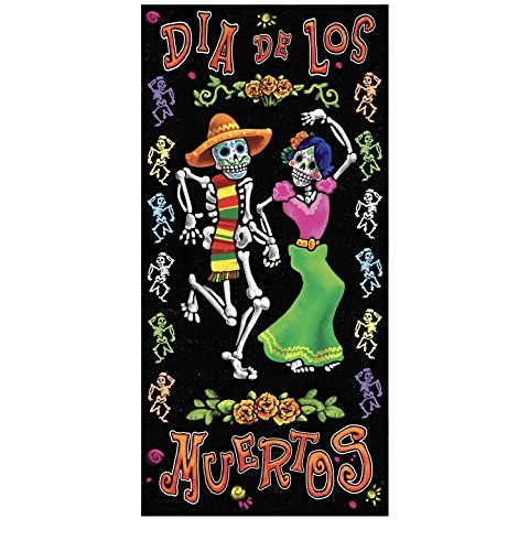 Halloween/Day of the Dead/Dia de los Muertos Door (Dia De Los Muertos Door Decorations)