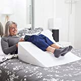 DMI Wedge Pillow to Support and Elevate Neck, Head