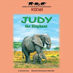 Judy the Elephant Audiobook