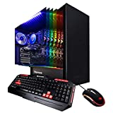 iBUYPOWER Enthusiast Gaming PC Computer Desktop ARCB 108A (AMD Ryzen 3 3200G 3.6GHz, NVIDIA Geforce GT 710 1GB, 8GB DDR4, 1TB HDD, WiFi & Win 10 Home) Black