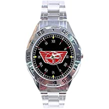 MRZK072 NEW RARE Donkervoort Sport Car CUSTOM CHROME MEN'S WATCH WRISTWATCHES