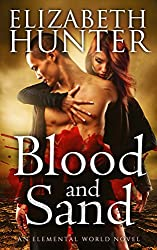 Blood and Sand (Elemental World Book 2)