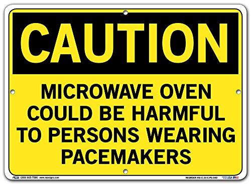 Vestil SI-C-23-C-PS-040 Microwave Oven Could be Harmful t...