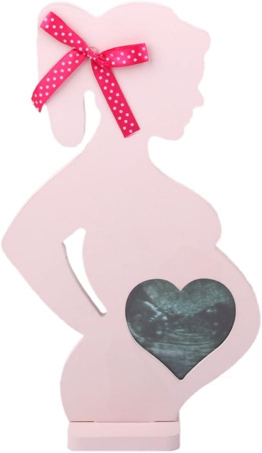 Arte De Madera De Regalo Mujer Embarazada De Madre A Ser La Decoracion Del Hogar De La Placa