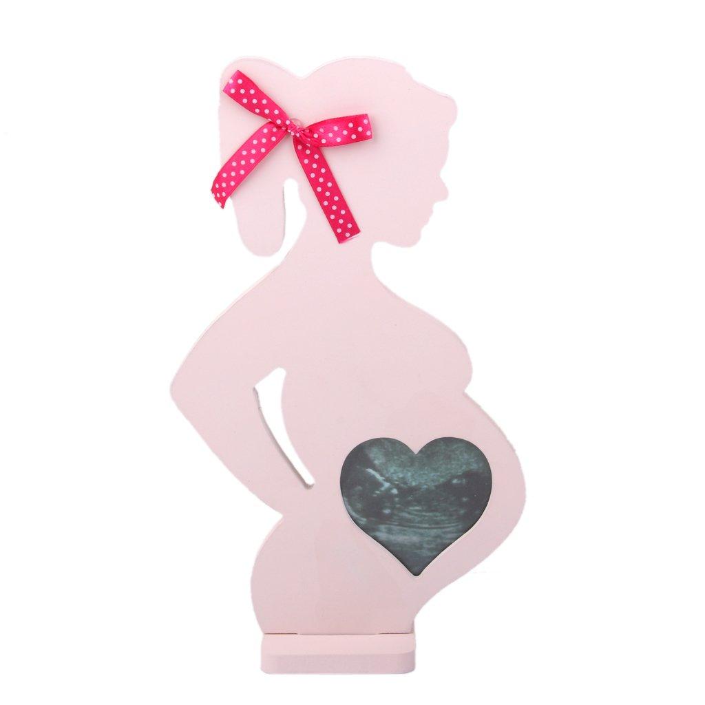 Femme Enceinte en Bois Cadeau Pour Mother To Be Plaque Dé coration de Maison Générique STK0115017782