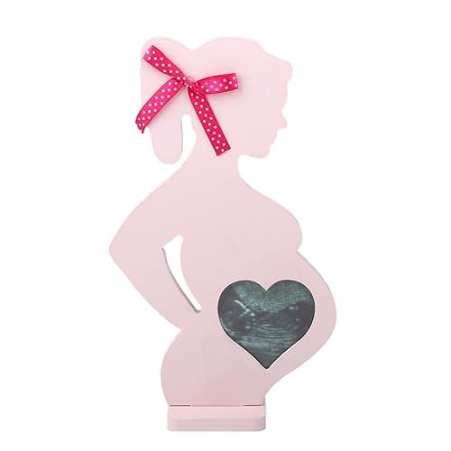 Arte De Madera De Regalo Mujer Embarazada De Madre A Ser La Decoracion Del Hogar De