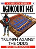 Agincourt 1415: Triumph against the odds (Campaign, Band 9)