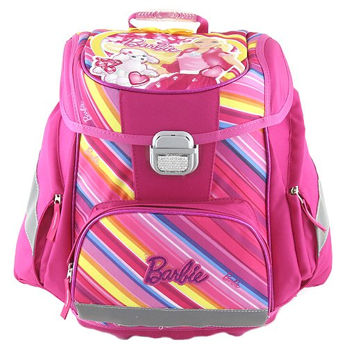 Target Barbie Backpack Mochila escolar, 40 cm, Rosa (Pink)