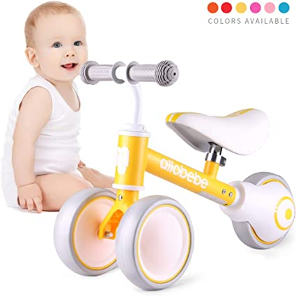 Children Baby Balance Bike Walker Kids Ride Toy Gift For 12-36 Month s Learning