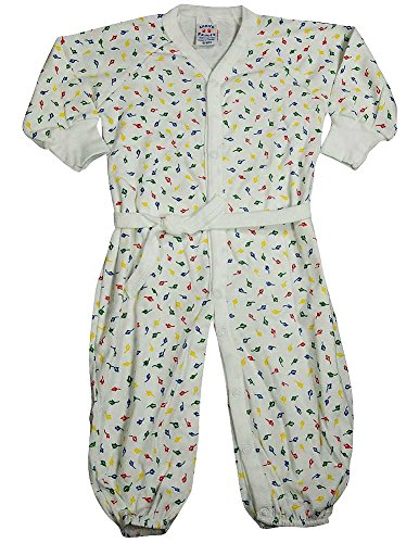 Saras Prints Sleeved Convertible Coverall