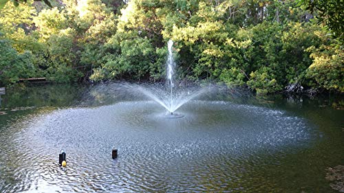 Fawn Lake Fountains SF75 Floating Fountain