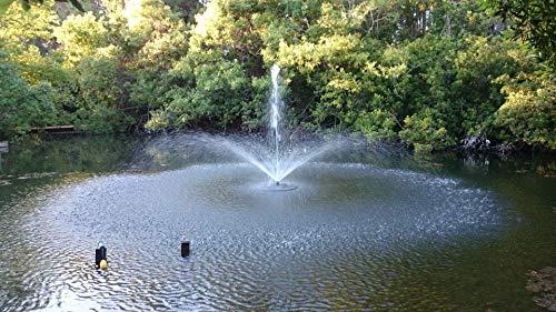 (Fawn Lake Fountains SF75 Floating Fountain)