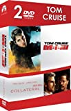 Coffret Tom Cruise : Mission Impossible 3 - Collateral - Coffret 2 DVD