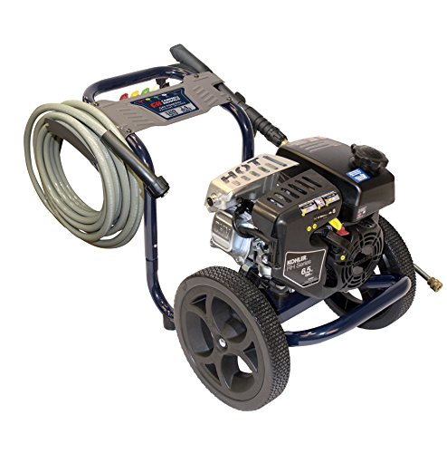 Campbell Hausfeld Kohler Engine, 3200 PSI, 2.5 Max GPM PW320200 Gas Pressure Washer Review
