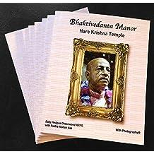 Bhaktivedanta Manor Hare Krishna Temple: With Photography