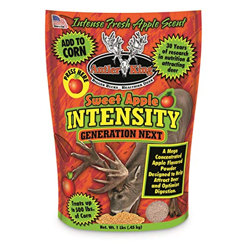 Antler King Sweet Apple Attractants, Attractants, Blocks, Minerals, Supplements, Sweet Apple Intensity