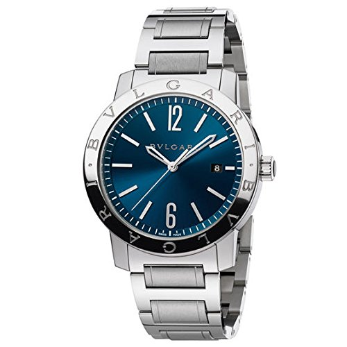 Bulgari Bvlgari automático 41 mm Mens Reloj bb41 C3ssd: Amazon.es: Relojes