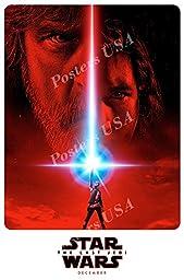 Posters USA - Star Wars Episode VIII The Last Jedi Movie Poster GLOSSY FINISH - FIL153 (24\